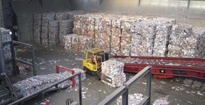 Imagen de Veolia Warehouse, cliente de BOGE Compresores