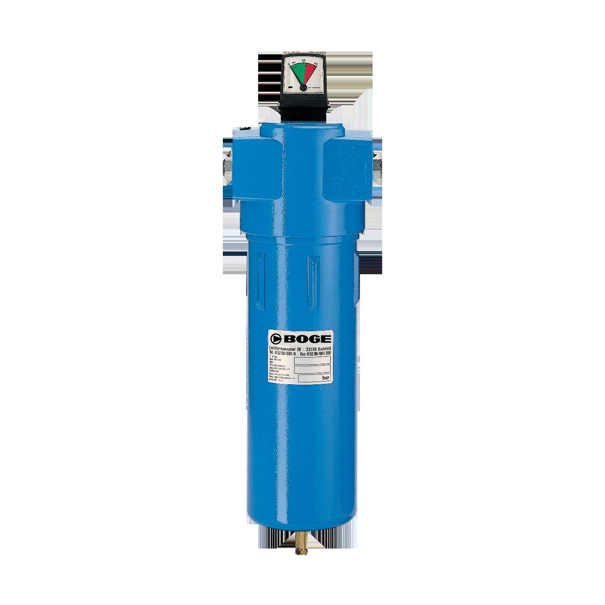 Boge Compressors High Pressure Microfilter 25 Bar