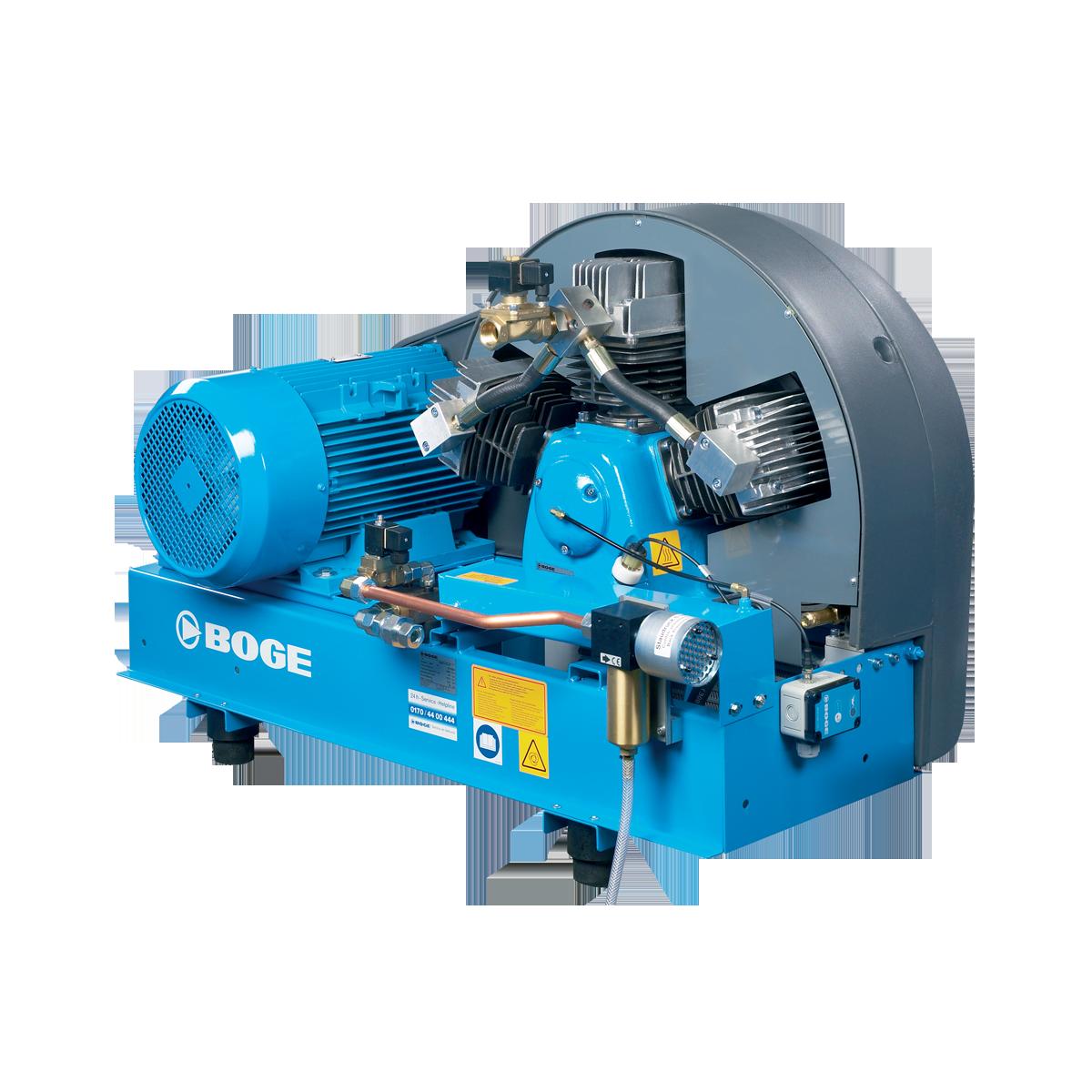 piston compressor srhv up to 18 5 kw boge compressors rh boge com Bock Compressors USA Boge Compressors S 271