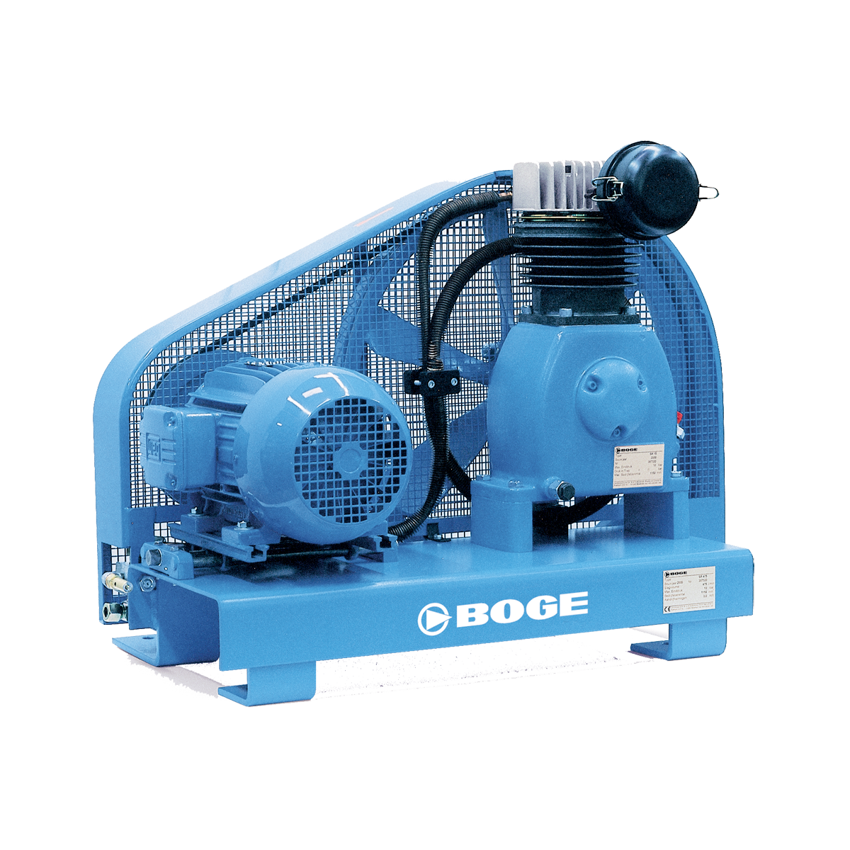 Boge Compressors Piston Compressor Sb Up To 3 Kw