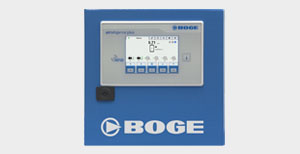 Image Of BOGE Compressors Airtelligence Plus Product Dashboard