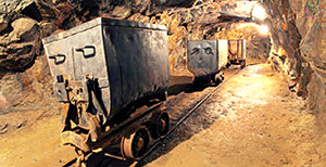 Image Of BOGE Compressors Mining Industry