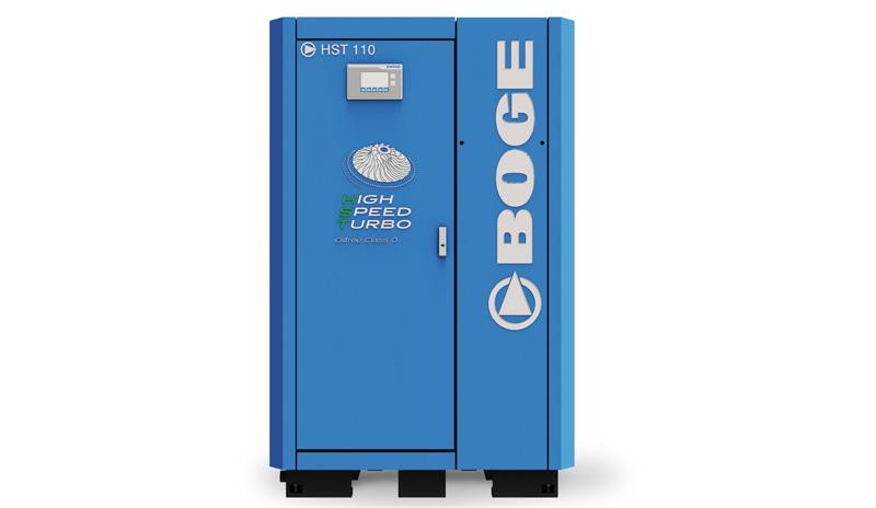 Abbildung des Hst 110-Produkts von BOGE Kompressoren