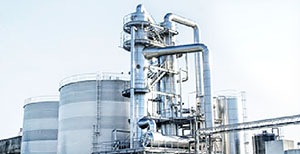 Image Of BOGE Compressors Chemical Industrial Sector