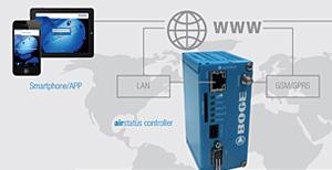 Image Of BOGE Compressors Remote Monitoring Service