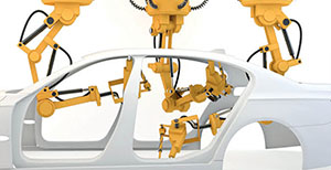 Image Of BOGE Compressors Automotive Robotics