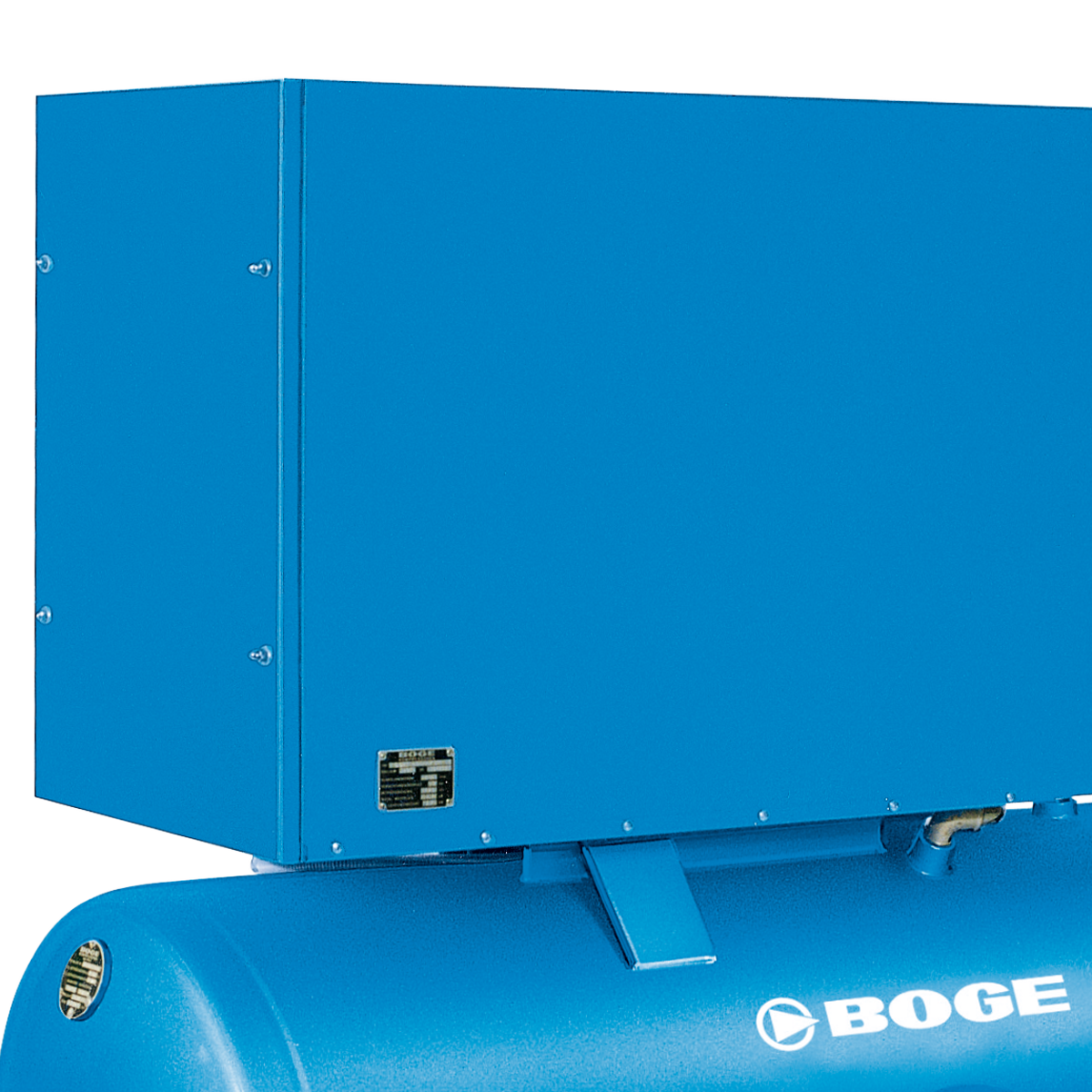 Piston Compressor Srd Up To 63 Kw Boge Compressors Piping Layout The Compact Design Ensures Fits Neatly Into Space Available Even Where This May Be Limited An Intelligent Of Component Parts